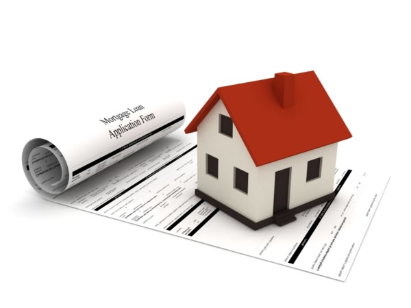 Оформление кредита для покупки дома.