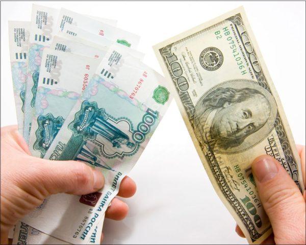 Изображение - Выгодно ли брать банковские кредиты при девальвации рубля dollar-rublejpeg-600x480