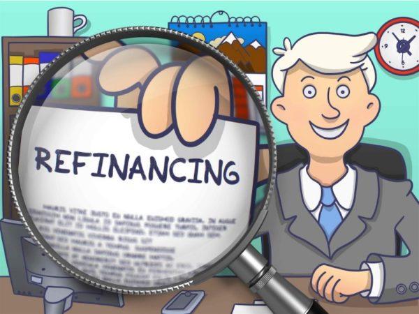 Если вы брали кредит под высокий процент, долг можно рефинансировать.